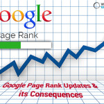 Google Page Rank Updates and its Consequences