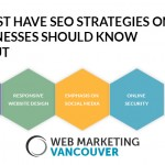 5 Must Have SEO Strategies Online Businesses Should Know About