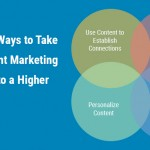 4 Creative Ways to Take Your Content Marketing Strategies to a Higher Level