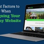 Important Factors to Consider When Redesigning Your Company Website