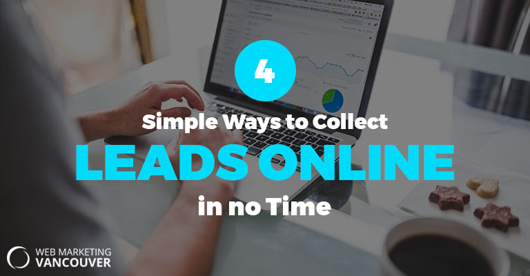 Collect Leads Online in no Time